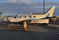 N16SC @ LHD - Reeve Air Alaska Piper 31
