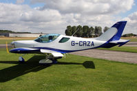 G-CRZA @ EGBR - CZAW Sportcruiser at Breighton Airfield's Summer Madness All Comers Fly-In in August 2010. - by Malcolm Clarke