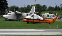N4247V @ N94 - Sitting at the airfield in Carlisle, PA - by Jim Perry