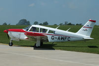 G-AWFC photo, click to enlarge