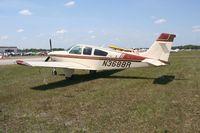 N3688R @ LAL - Beech F33A
