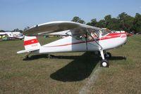 N3743V @ LAL - Cessna 140