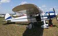 N3873V @ LAL - Cessna 195