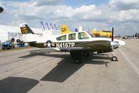 N4167P @ LAL - T-42 Cochise