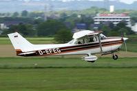 D-EFEG @ EDKB - take off from Hangelar - by Joop de Groot