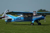 G-ARCS @ EGBK - at AeroExpo 2012 - by Chris Hall