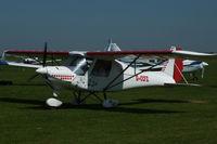G-CCFZ @ EGBK - at AeroExpo 2012 - by Chris Hall