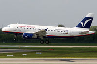 D-AHHA @ EDDL - Hamburg Airways - by Loetsch Andreas