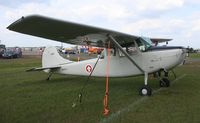 N5073Y @ LAL - Cessna L-19