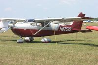 N6762E @ LAL - Cessna 175A