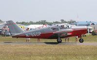N7660P @ LAL - Piper PA-24