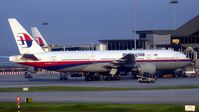 9M-MRE @ KUL - Malaysia Airlines - by tukun59@AbahAtok
