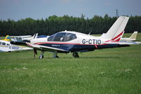 G-CTIO - TB20 - Not Available