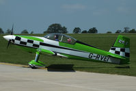 G-RVEI @ EGBK - at AeroExpo 2012 - by Chris Hall