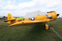 N9805C @ LAL - SNJ-5B