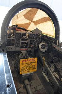145310 @ F70 - Cockpit under work. - by olivier Cortot