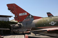 56-3141 @ KCNO - and yet, This F-100 returned home... - by olivier Cortot