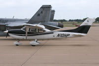 N10HP @ AFW - At Alliance Airport - Fort Worth, TX