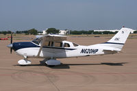 N620HP @ AFW - At Alliance Airport - Fort Worth, TX