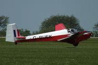 G-BUEK @ EGBK - at AeroExpo 2012 - by Chris Hall