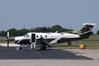 N153X @ DTO - At Denton Municipal Airport