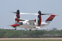 N609TR @ GKY - Agusta Westland AW609 Tilt-Rotor (Formerly Bell Agusta BA609)flying at Arlington Municipal Airport