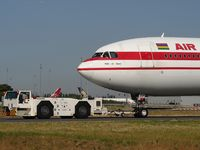 3B-NBE @ LFPG - Air Mauritius push to CDG - by Jean Goubet-FRENCHSKY