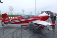 D-EXWK @ EDNY - Extra EA-330LX at the AERO 2012, Friedrichshafen - by Ingo Warnecke