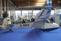 D-9052 @ EDNY - Raab Doppelraab at the AERO 2012, Friedrichshafen - by Ingo Warnecke