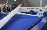 D-KCSS @ EDNY - Schleicher ASG-29 E at the AERO 2012, Friedrichshafen - by Ingo Warnecke