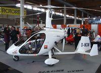 D-MCIM @ EDNY - Magni M-24 Orion at the AERO 2012, Friedrichshafen - by Ingo Warnecke