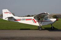 G-CEEX @ EGBR - ICP MXP-740 Savannah at Breighton Airfield, April 2010. - by Malcolm Clarke
