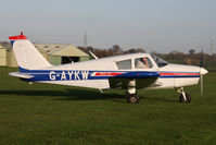 G-AYKW photo, click to enlarge