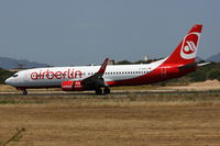 D-AHFS @ LEPA - Air Berlin - by Air-Micha