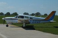 G-DDAY @ EGBK - at AeroExpo 2012 - by Chris Hall