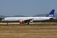 OY-KBF @ LEPA - SAS, Airbus A321-232, CN: 1807 - by Air-Micha