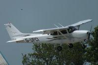 G-UFCI @ EGBK - at AeroExpo 2012 - by Chris Hall