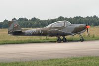 D-EFTU @ EHVK - Volkel airshow 2007 - by olivier Cortot