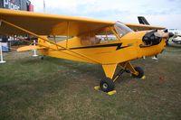 N98687 @ LAL - Piper J3C Cub