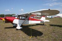 N98927 @ LAL - Piper PA-12