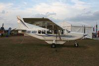 VH-AQO @ LAL - Gippsland GA-8