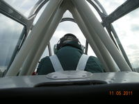 C-FWBS @ CYCD - NOV  11 2011 FROM THE REAR SEAT - by DFC MEMBER