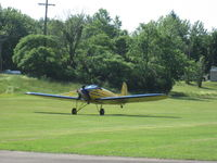 N14288 @ NY1 - A great day for a fly in - by Ron Mason