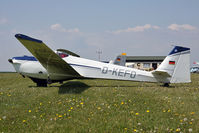 D-KEFO @ X5FB - Schiebe SF25C at Fishburn Airfield, May 2010. - by Malcolm Clarke