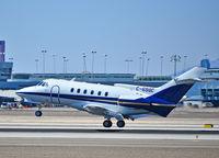 C-GSQC @ KLAS - C-GSQC British Aerospace HS-125-700A / 401 (cn 257179/NA0327)  - Las Vegas - McCarran International (LAS / KLAS) USA - Nevada, May 31, 2012 Photo: Tomás Del Coro - by Tomás Del Coro