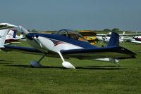 G-VRVB @ EGBK - at AeroExpo 2012 - by Chris Hall