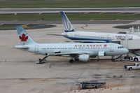 C-FDRK @ TPA - Air Canada A320