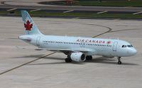 C-FFWN @ TPA - Air Canada A320