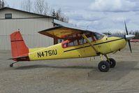 N4751U @ PAUO - Cessna 180
