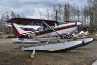 N9111M @ PAUO - Cessna 206